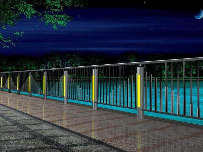 泰州燈光護欄