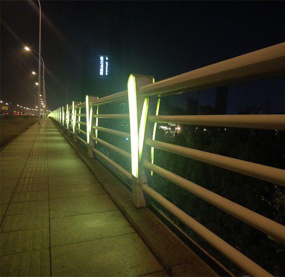 泰州不銹鋼燈光護欄
